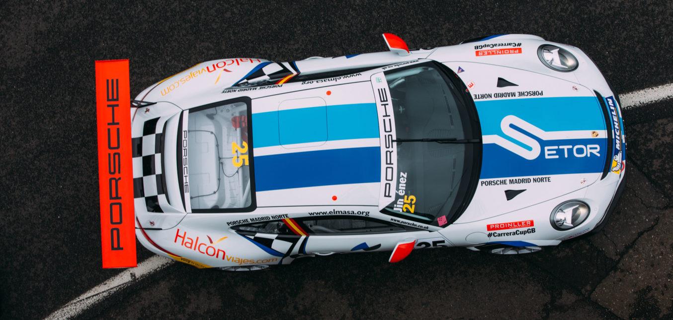 Proinller - Porsche OULTON PARK 2015