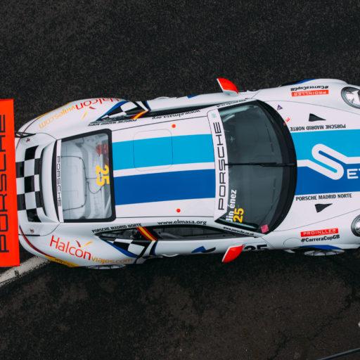 Proinller – Porsche OULTON PARK 2015