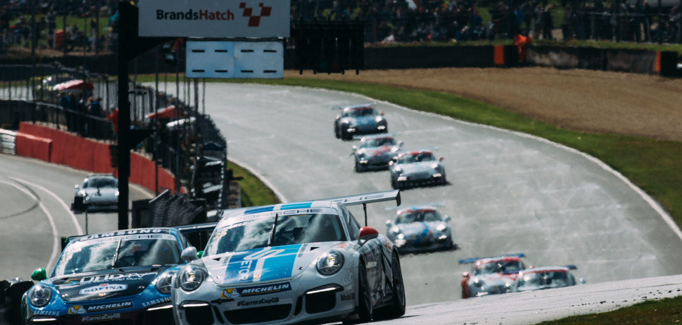 Proinller - Porsche BRANDS HATCH 2015