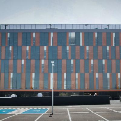 Así es la nueva sede corporativa de Bankinter