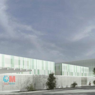 Nuevo Hospital de Emergencias en Valdebebas