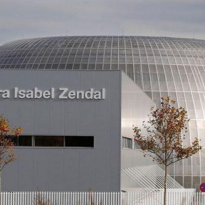 Así es por dentro el Hospital Isabel Zendal